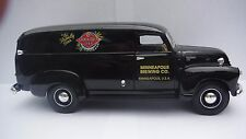 MINNEAPOLIS BREWING CO. GRAIN BELT BEER TRUCK  1/34 SCALE 1949 CHEVY PANEL