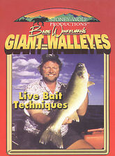 BABE WINKELMAN'S GIANT WALLEYES: LIVE BAIT TECHNIQUES (008681210114) NEW DVD