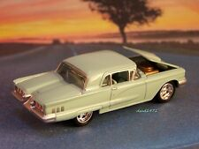 1960 60 FORD THUNDERBIRD 1/64 SCALE COLLECTIBLE DIECAST MODEL DIORAMA OR DISPLAY