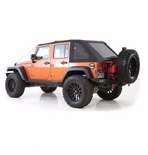 Smittybilt 9083235 Bowless Combo Top for 07-16 Jeep JK Wrangler 4 Door