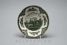 Dessertschale D 13 cm H 3 cm Johnson Bros Old Britain Castles grün