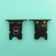 Black Sim Card Holder Slot Tray Replacement Repair Part For Nokia Lumia 1020