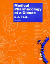 Medical Pharmacology at a Glance,GOOD Book