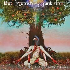 THE LEGENDARY PINK DOTS The Gethsemane Option CD 2013