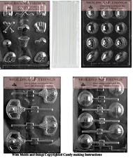 Sports chocolate candy mold Basketball lolly chocolate candy mold