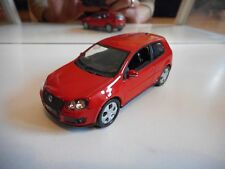 Welly VW Volkswagen Golf GTI in Red on 1:43