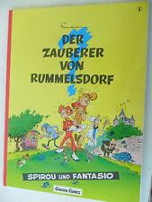1 x Comic - Spirou und Fantasio - Nr. 1 - 1. Auflage -Carlsen - Z.1-