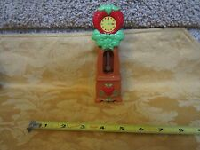 Vintage Strawberry Shortcake Berry Sweet Home House Grandfather Clock furniture