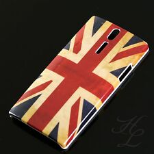 Sony Ericsson LT26i Xperia S Hard Case Schutz Hülle Schale Etui Cover UK London