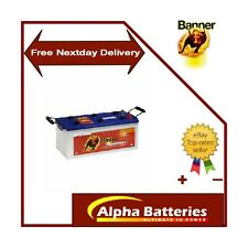 12v Banner 250 ah Energy Bull Ultra Deep Cycle Leisure Battery (96801)