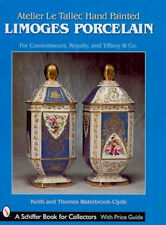 ATELIER LE TALLEC HAND PAINTED LIMOGES PORCELAIN Guide to bells, boxes, vases +