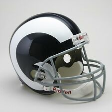 LOS ANGELES RAMS 1965-1972 FULL SIZE Football Helmet