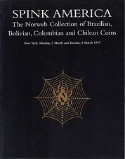 Spink The Norweb Collection of Brazilian, Bolivian, Colombian and Chilean Coins