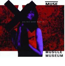 Muse-MUSCLE MUSEUM 4 track-CD (1999)