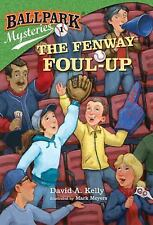 Ballpark Mysteries #1: The Fenway Foul-up (A Stepping Stone Book(TM)) Kelly, Da