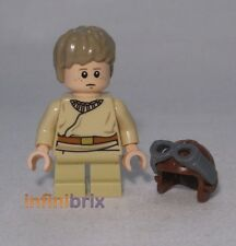 Lego Young Anakin Skywalker from Sets 75092 + 75096 Sith Infiltrator NEW sw640