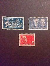 Norway Stamps - 1948/63/68-norwegian stamps