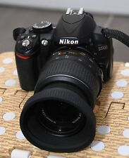 Well 'cared for' Nikon D3100 camera with 18-55 lens.