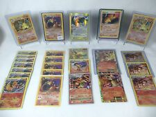 Huge Charizard Blowout Sale Lot (Base Set In This Lot)