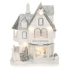 Noël festif givré neige led toy shop noël décoration