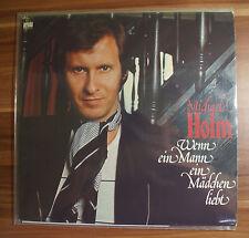 """12"""" LP Vinyl Michael Holm-Wenn Ein Mann Ein Mädchen Liebt  TOP ZUSTAND!"""