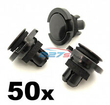 50x Side Skirt / Sill Moulding Cover / Rocker Moulding Trim Clips for Subaru