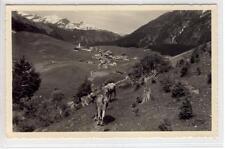 AK Berwang mit Lechtaler Alpen