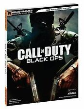Call of Duty: Black Ops Signature Series (Bradygames Signature Series Guides), T