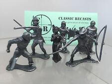 Recast Marx Playset Robin Hood Character Figures. Split On Bow.