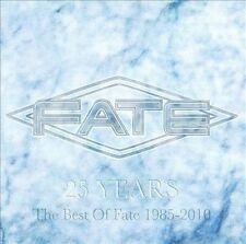 25 YEARS: THE BEST OF FATE 1985-2010 [USED CD]
