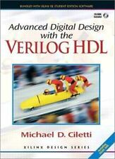 Advanced Digital Design with the Verilog(TM)  HDL, Michael D. Ciletti, Good Book