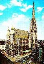 Wien , Stephansdom  , Ansichtskarte 19?? gelaufen