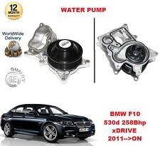 Para BMW 530 D xDrive F10 258 BHP 2011 -- > EN BOMBA DE AGUA