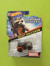 Hotwheels Marvel Galaxy of the guardian Rocker Raccoon MISB