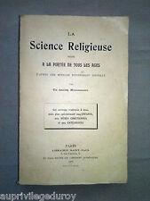 La Science Religieuse mises à la portée de tous les âges, 1906