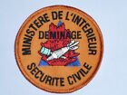 FRENCH MINISTRY OF INTERIOR CIVIL SECURITY PATCH 2