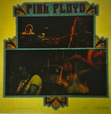 pink floyd, live on stage, glitter, vintage retro tshirt transfer print new, NOS