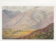 Hex River Valley From Railway South Africa Vintage Postcard 625a