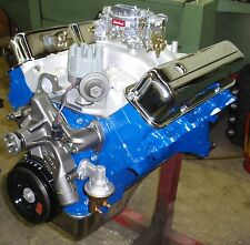 FORD FE BIG BLOCK 428 - 560 HORSE CRATE ENGINE /PRO-BUILT/NEW 390 427 ALUM HEAD
