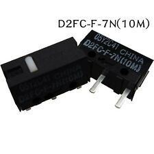 1pcs OMRON Micro Switch D2FC-F-7N (10M) for Mouse Brand New