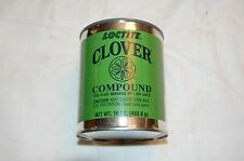 Loctite Clover Lapping and Grinding Compound 16 oz. 180 Grit