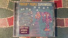 Foster the People - Supermodel - made in the Philippines - Sealed - new