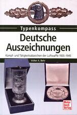 Deutsche Auszeichnungen - Kampf- und Tätigkeitsabzeichen der Luftwaffe 1935-1945