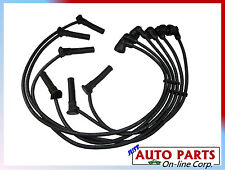 IGNITION SPARK PLUG WIRES EXPLORER 01-03 MUSTANG 05-10 V6 4.0L MADE IN USA 8.0mm