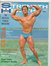 Strength & Health Bodybuilding Fitness Magazine 3x Mr Olympia FRANK ZANE 1-67