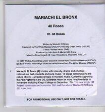 (CX117) Mariachi EL Bronx, 48 Roses - 2011 DJ CD