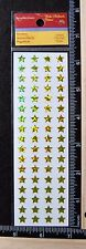 GOLD STARS SMALL 2 SHEETS Recollections Sickers