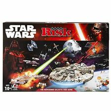 Risk - Star Wars Edition - Board Game - NEW