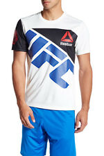 Brand New Men's Reebok Anthony Pettis Chalk UFC Jersey Tee Authentic Size S