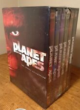 Planet of the Apes - Legacy Box Set (DVD, 2006, 6-Disc Set, Legacy Edition)